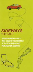 Sideways the Map